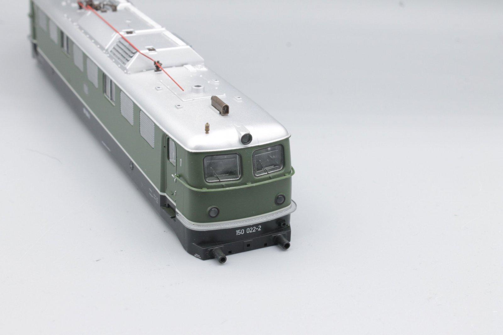 Ersatzteil Roco 150 022 Gehäuse DB grün