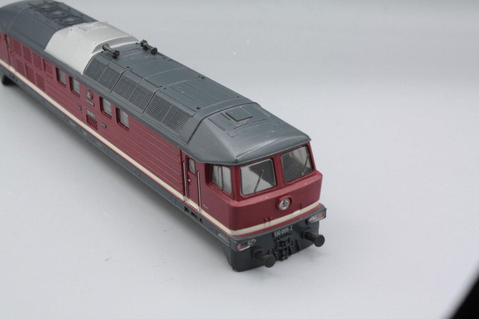 Ersatzteil Piko 130 Gehäuse 130 005-2 DR - Piko H0 (DDR)- rot