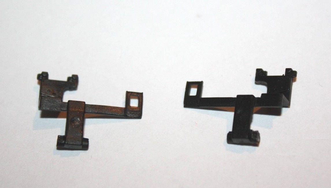 Ersatzteil Piko 189 Seitenblenden 2 Paar Piko Ellok H0 schwarz steckbar für1 Lok