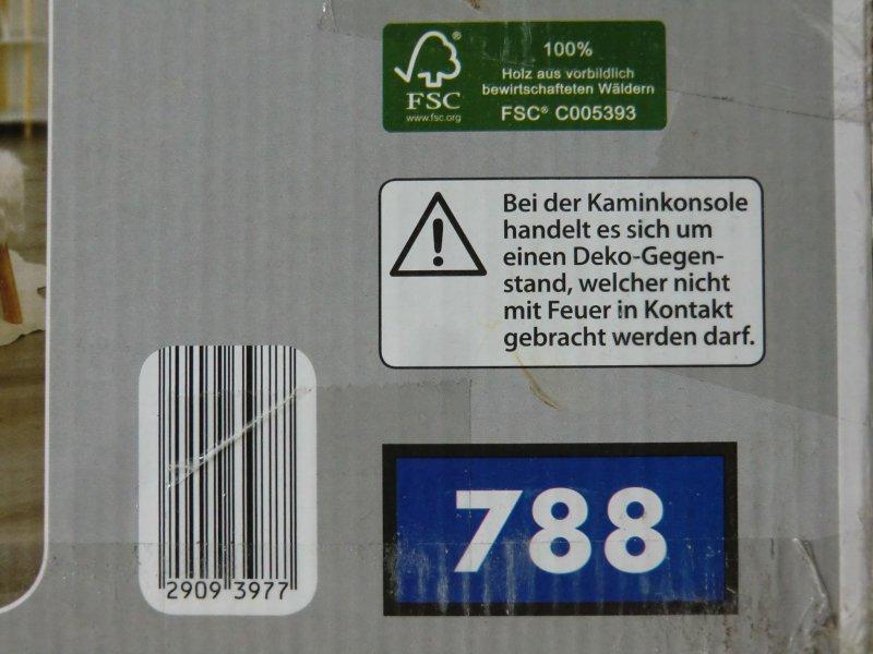 Kaminkonsole Lutz : Kaminkonsole weiß  cm kaminverkleidung dekokamin