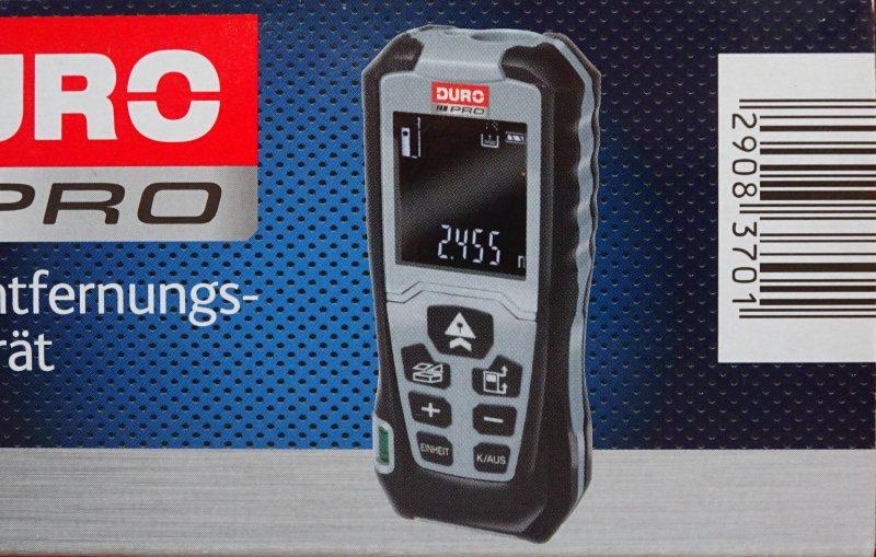 Laser Entfernungsmesser Duro : Duro laser entfernungsmessgerät d lem 40 1 distanzmesser