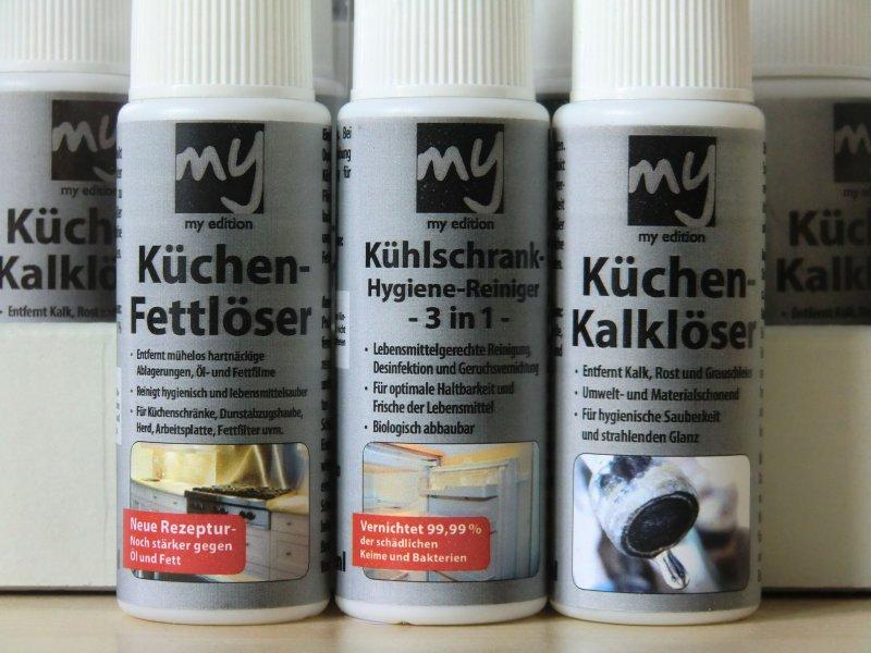 Kühlschrank Desinfektion : My edition er set ml küchen fettlöser kühlschrank hygiene