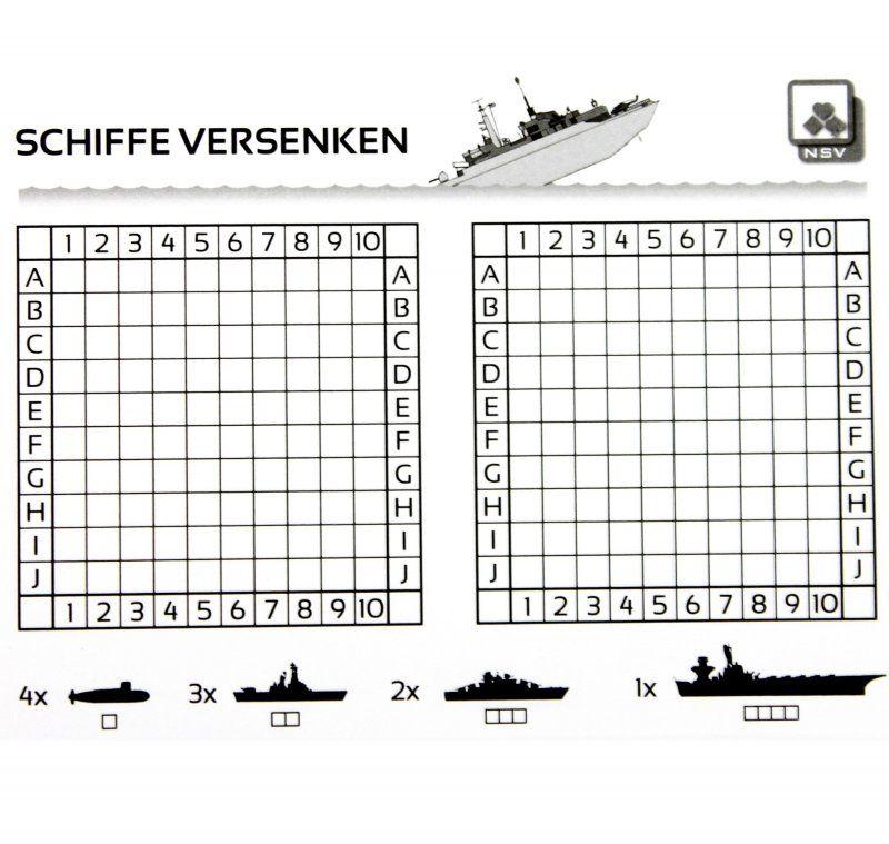 Schiffe Versenken Pdf