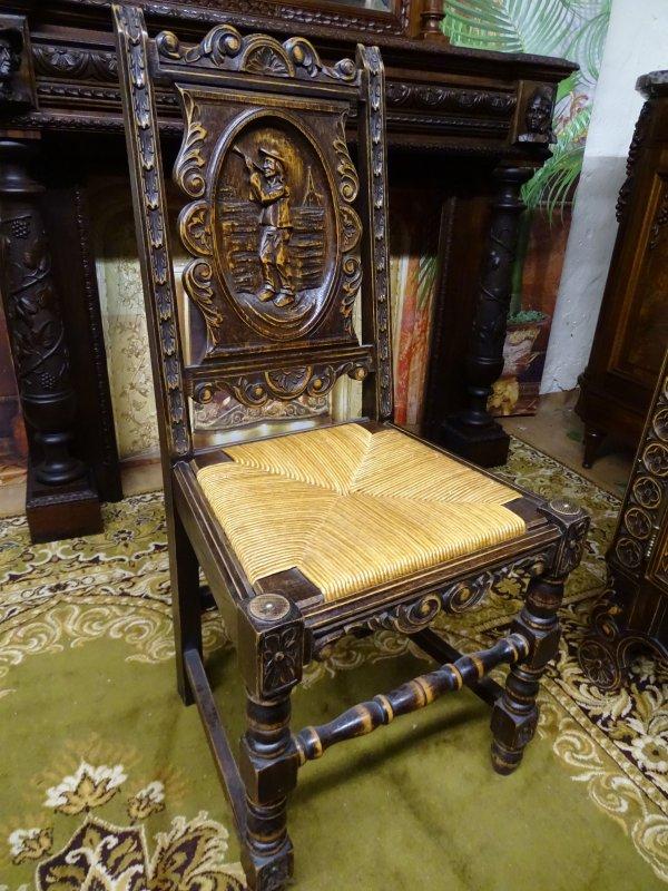 sensationelles speisezimmer bretagne bretonisches esszimmer 17 teile mit lampen ebay. Black Bedroom Furniture Sets. Home Design Ideas