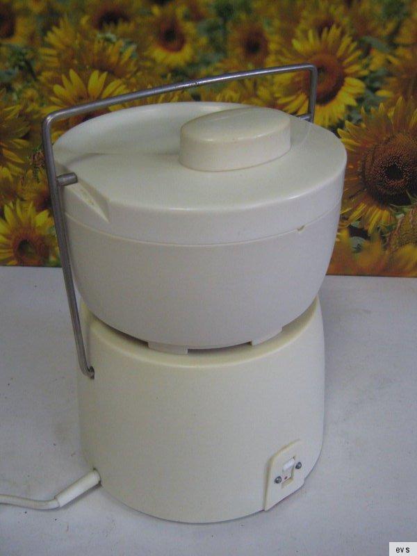 Fruchtsaftpresse Zentrifuge Kloßreibe inklusiv Filterband Original DDR Malina