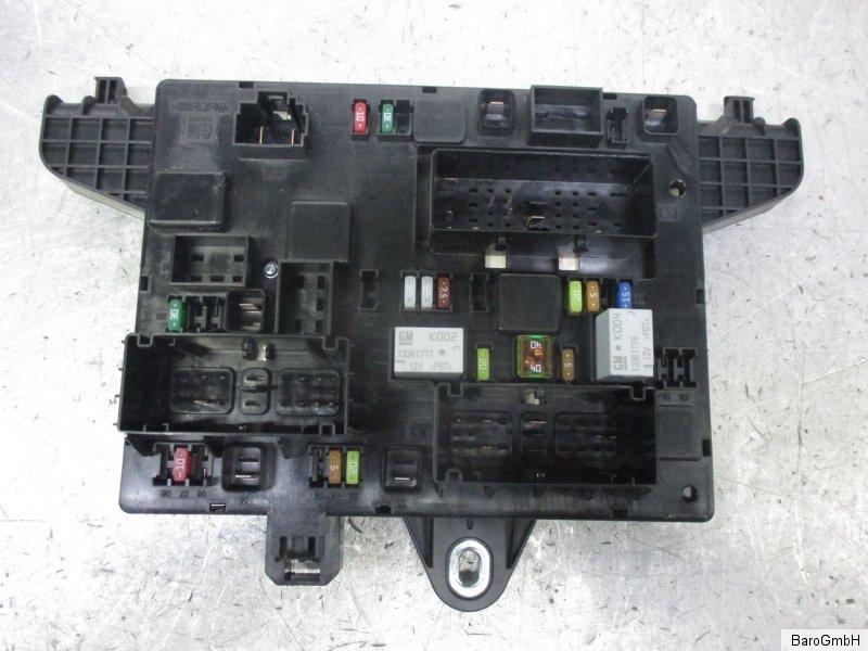 Original Opel Astra F todos cubierta caja de fusibles 90434051 nuevo