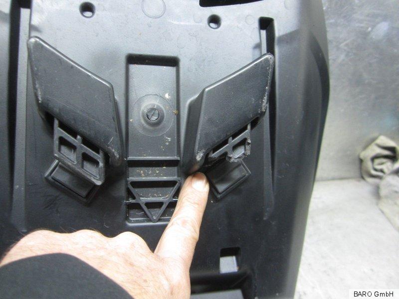 bmw r1200 rt koffer case gep ckkoffer reisekoffer motorradkoffer 28ltr 7724352 ebay. Black Bedroom Furniture Sets. Home Design Ideas