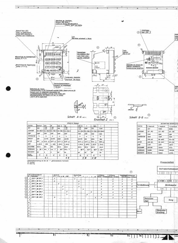 bmw e30 stromlaufplan schaltplan bc 2 gro er bordcomputer. Black Bedroom Furniture Sets. Home Design Ideas