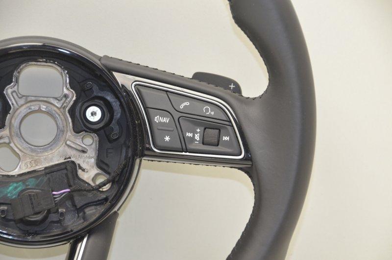audi a3 q2 lenkrad 81a419091g steeringwheel s line. Black Bedroom Furniture Sets. Home Design Ideas