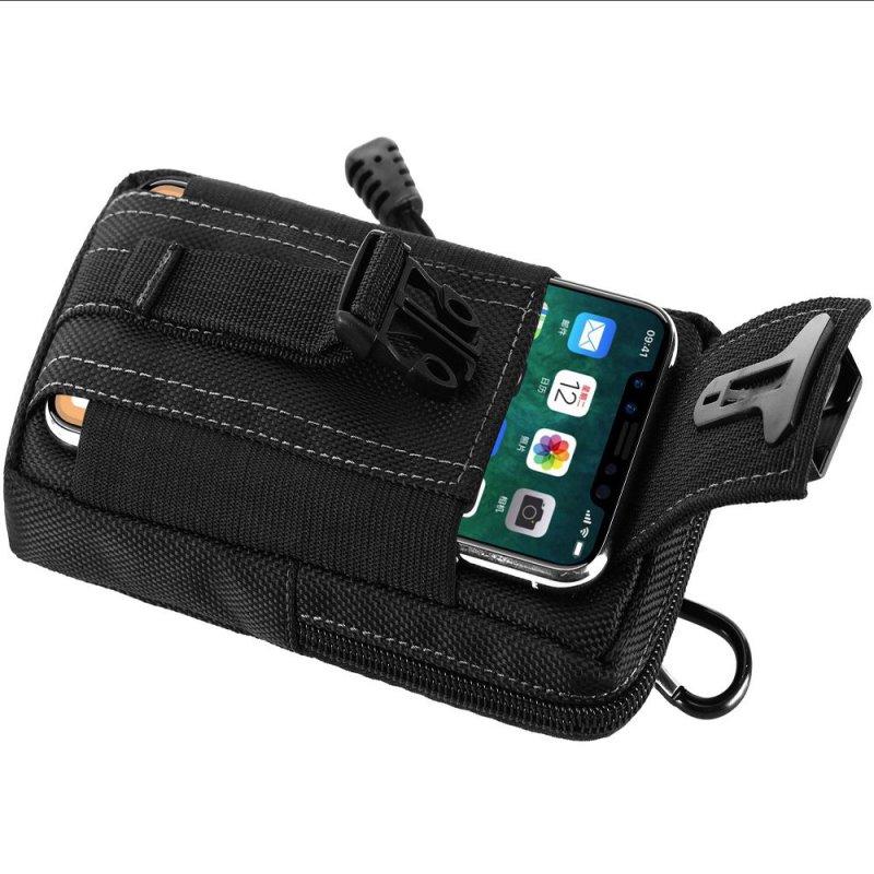 Outdoor Gürteltasche für Sony Bauchtasche Handy Hülle Tasche Schutzhülle Case