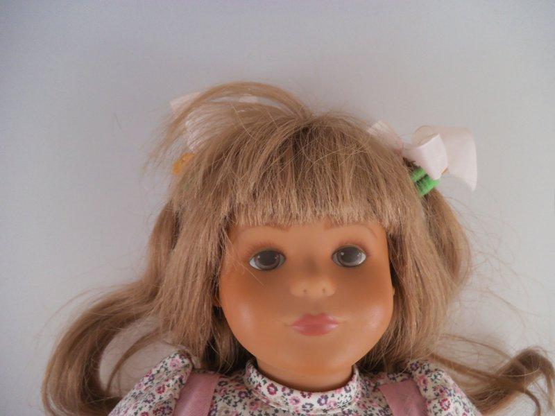 Steiff Steiff Puppe Silvia