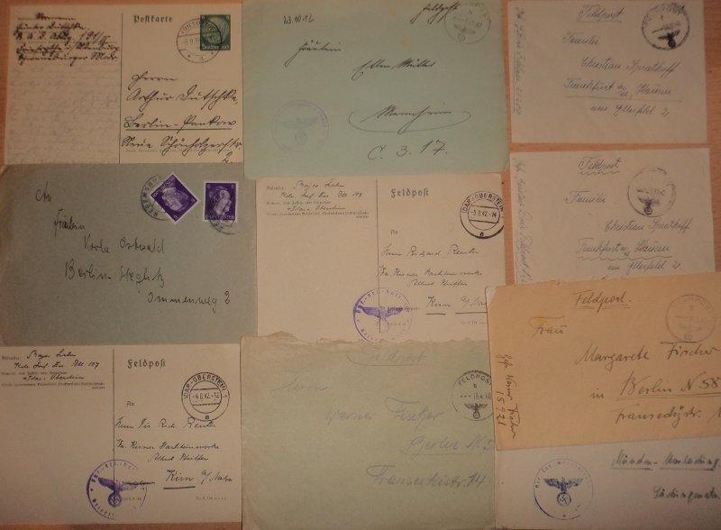 Schöne Briefe Schreiben : über feldpost briefe weltkrieg konvolut schöne