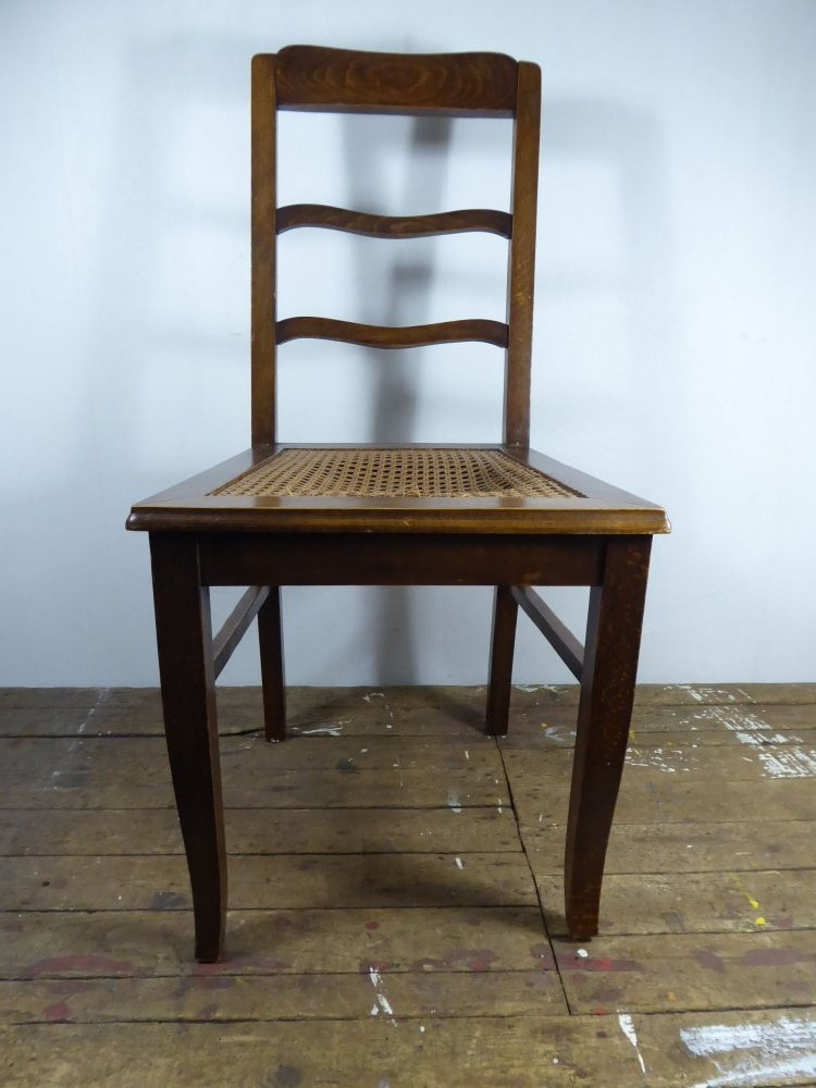 alter stuhl holzstuhl k chenstuhl esstisch jugendstil vintage buche ebay. Black Bedroom Furniture Sets. Home Design Ideas