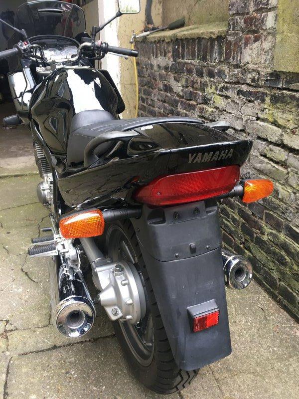 Chokezug für die Yamaha XJ 900 S Diversion 4KM 1995-2003 XJ900 NEU