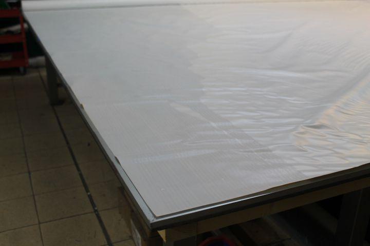 2x lkw plane abdeckplane pvc folie holzplane b ware 480gr. Black Bedroom Furniture Sets. Home Design Ideas
