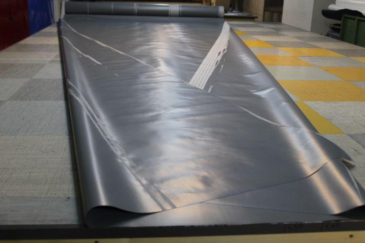 lkw plane abdeckplane pvc folie holzplane b ware 580gr m. Black Bedroom Furniture Sets. Home Design Ideas