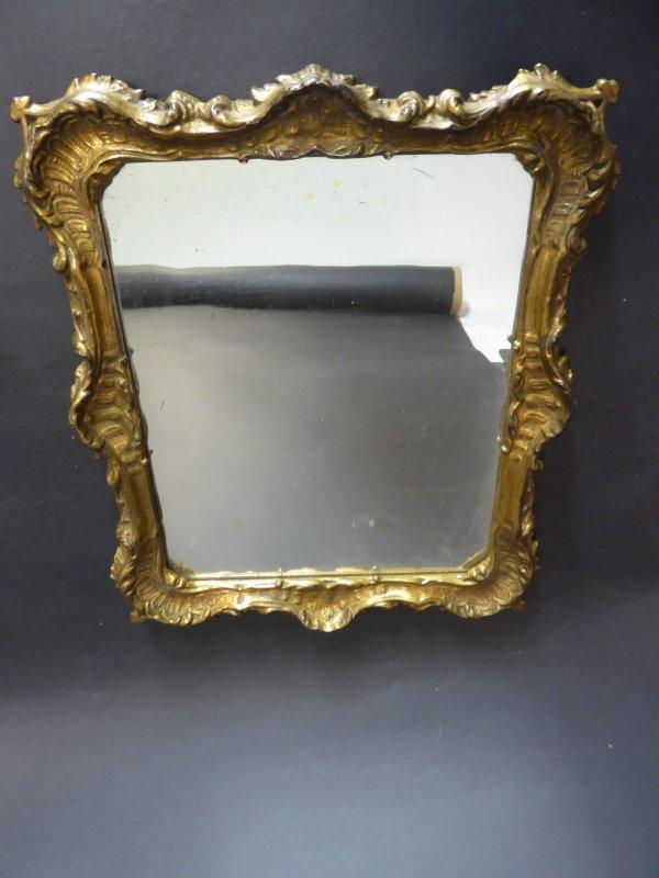 miroir baroque cadre photo 19 si cle ou lter dor cadre miroir ebay. Black Bedroom Furniture Sets. Home Design Ideas