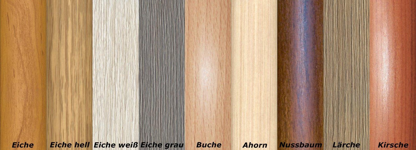 3 C 02 /Übergangsprofil Anpassungsprofil Ausgleichsprofil 60 mm Holzdekor Nussbaum