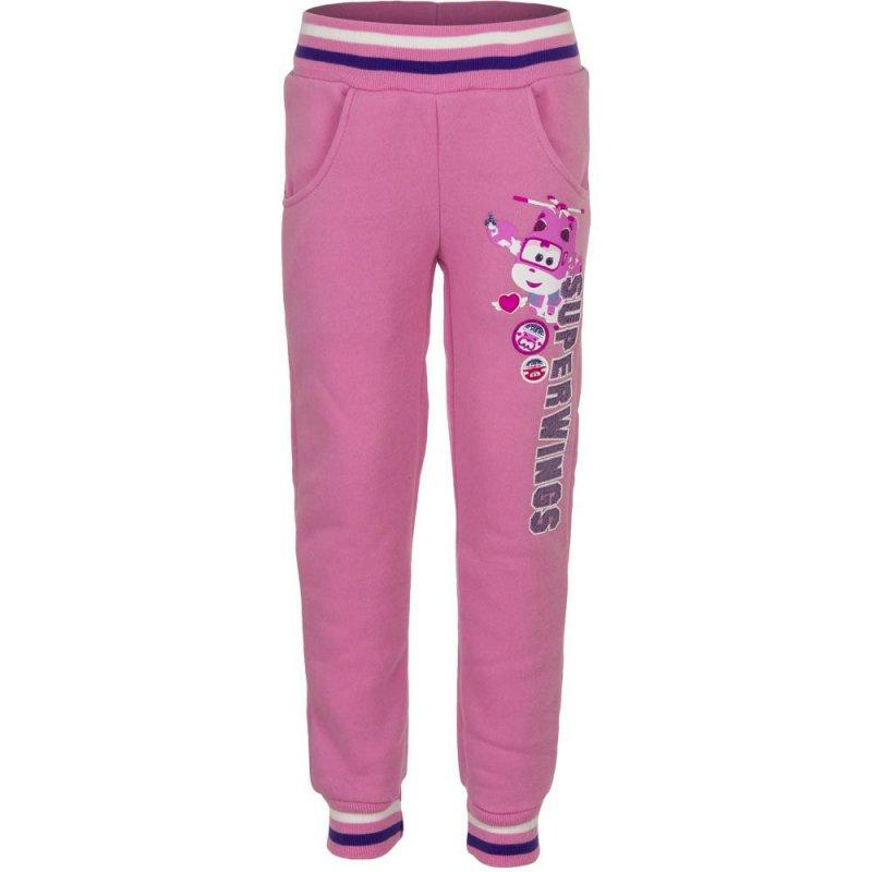Neu Kinder Jogginganzug Sportanzug Mädchen Super Wings schwarz rosa 98-116 #275