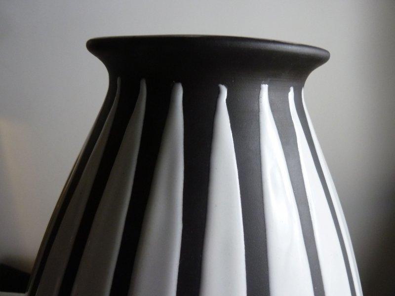 gro e vase 50er jahre schlossberg keramik 105 30. Black Bedroom Furniture Sets. Home Design Ideas