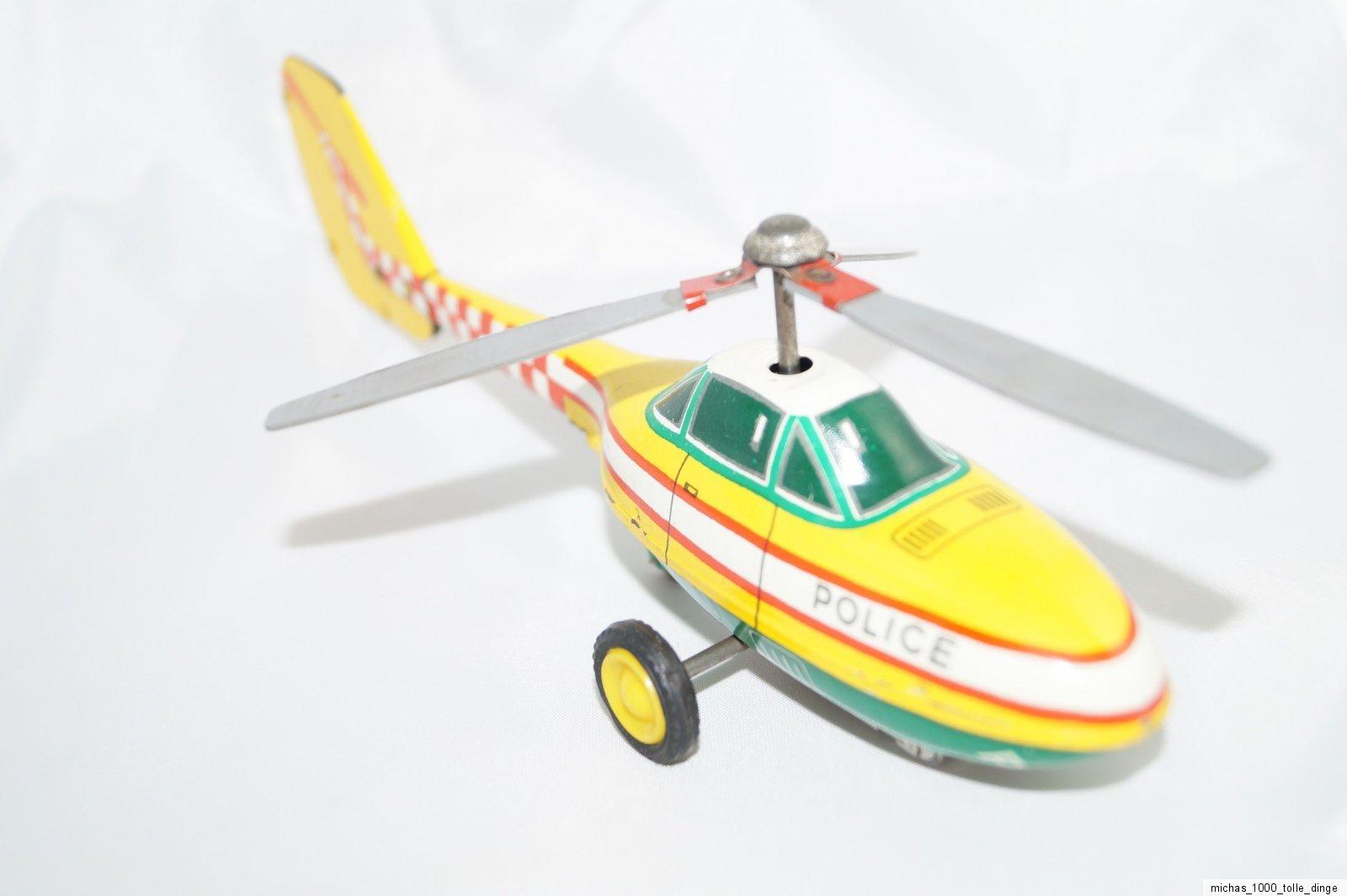 Spielzeug DDR & Ostalgie DDR Spielzeugmodell    Hubschrauber Fire Patrol  in OVP