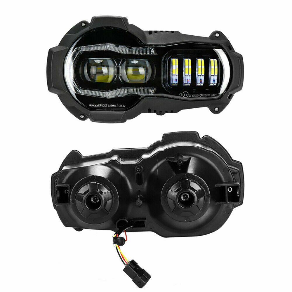 Vorne Klar Scheinwerferschutz Objektivschutz Für BMW R1200GS ADV//WC 2013-2017 GE