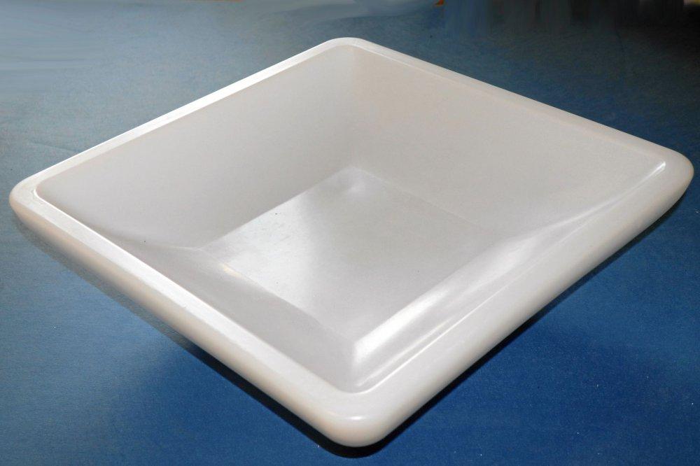 24//18 cm 6er Set Obst Schale Obstschale Salatschale Porzellan weiß Schüssel ca