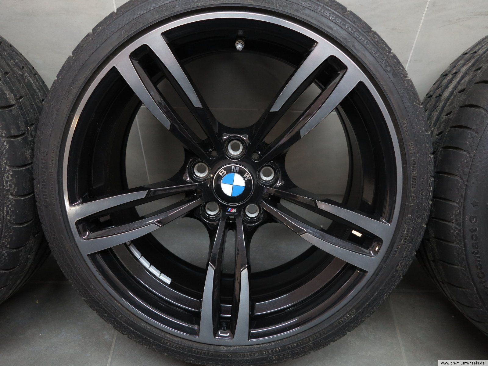 19 inch summer wheels original bmw m2 f87 m rims gts styling m437 437 ebay. Black Bedroom Furniture Sets. Home Design Ideas