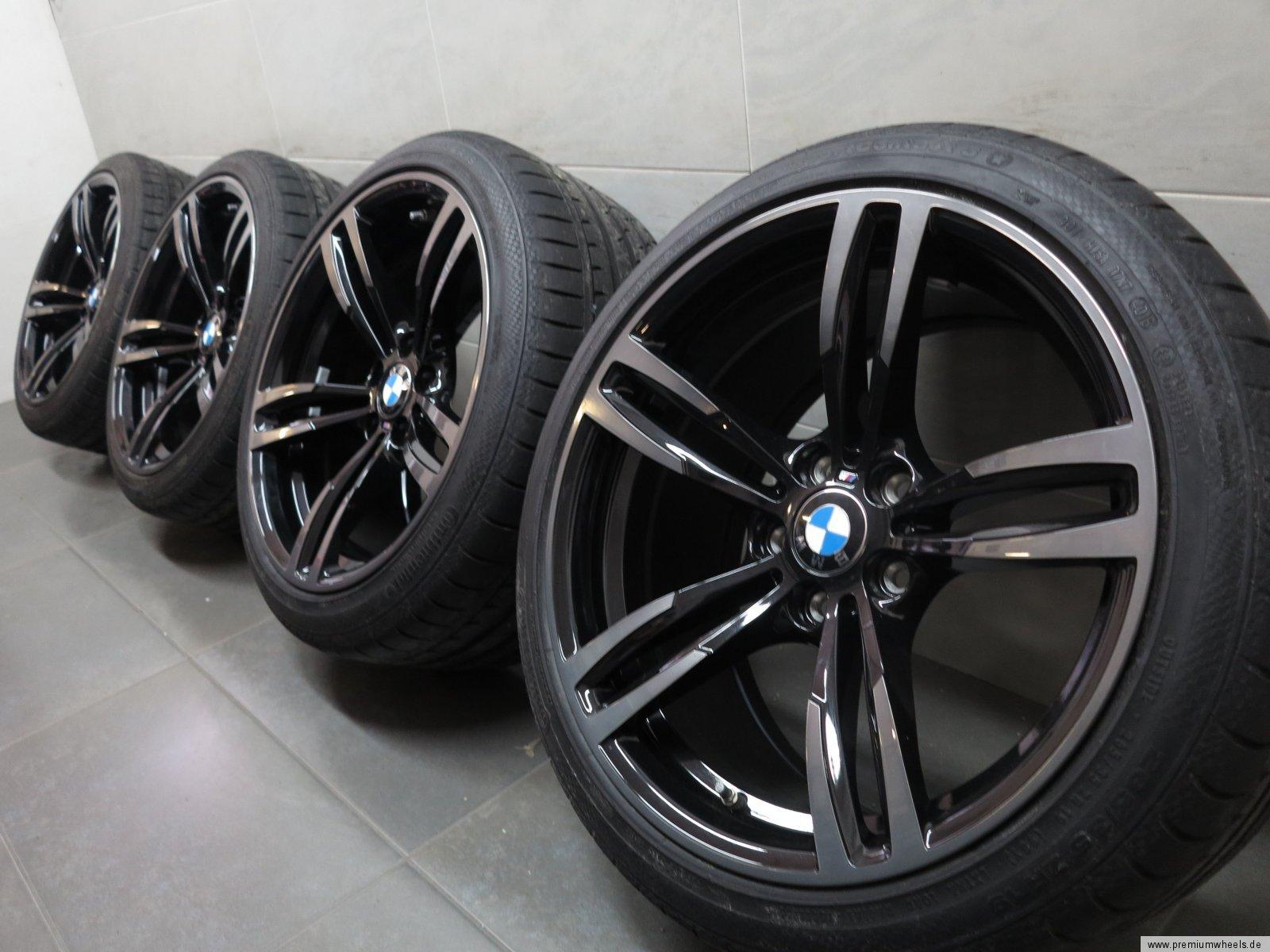 19 Inch Summer Wheels Original Bmw M2 F87 M Rims Gts