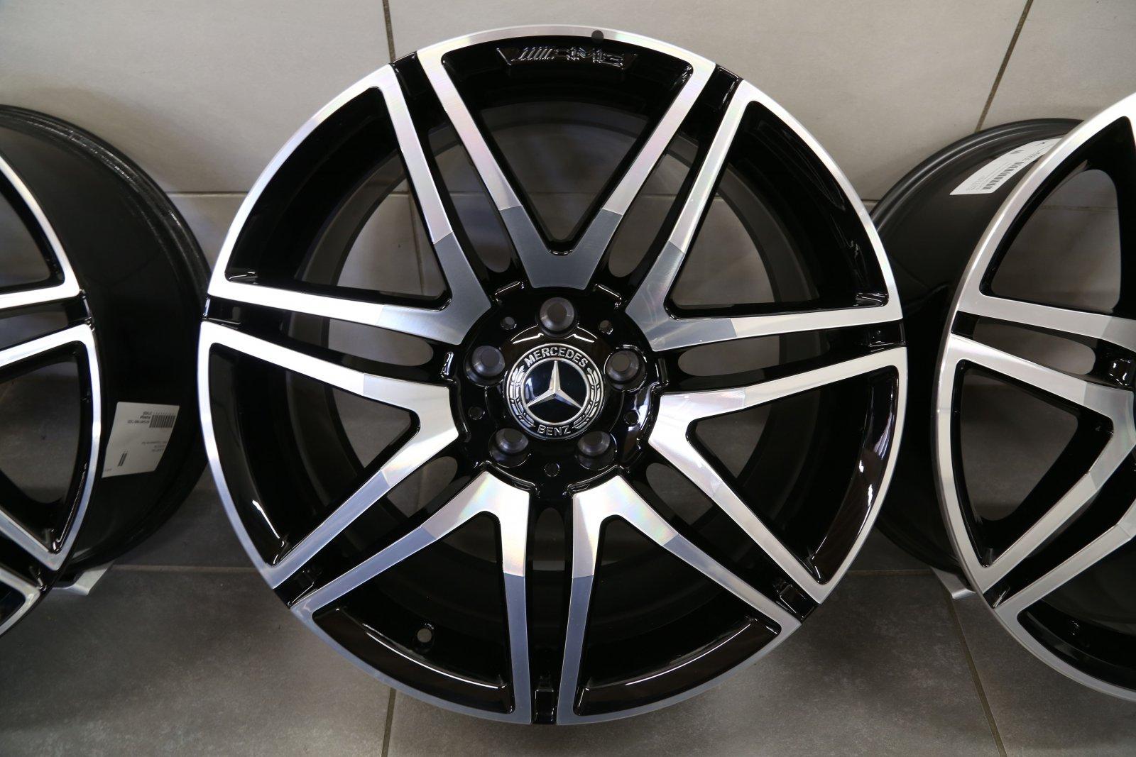 Mercedes Benz E-Class W212 S212 Original 19 Inch AMG Alloy Wheels A2124014502   eBay