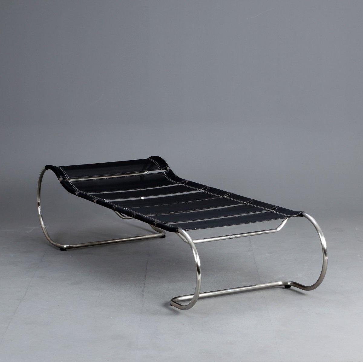 Thonet Liege Daybed Ls 22 Bauhaus Klassiker Edelstahl