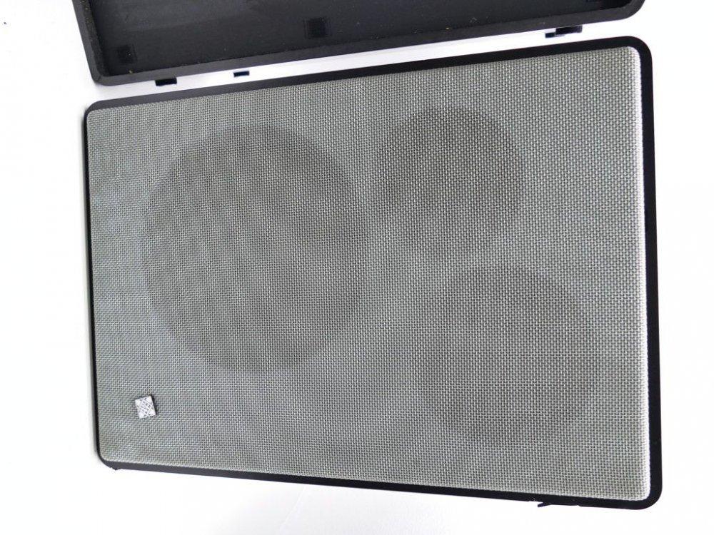2x telefunken tl 710 vintage hifi lautsprecher speaker. Black Bedroom Furniture Sets. Home Design Ideas