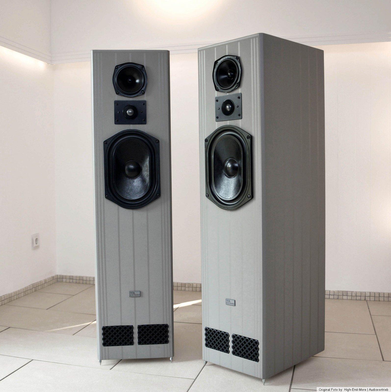 tdl monitor compact high end transmission line. Black Bedroom Furniture Sets. Home Design Ideas