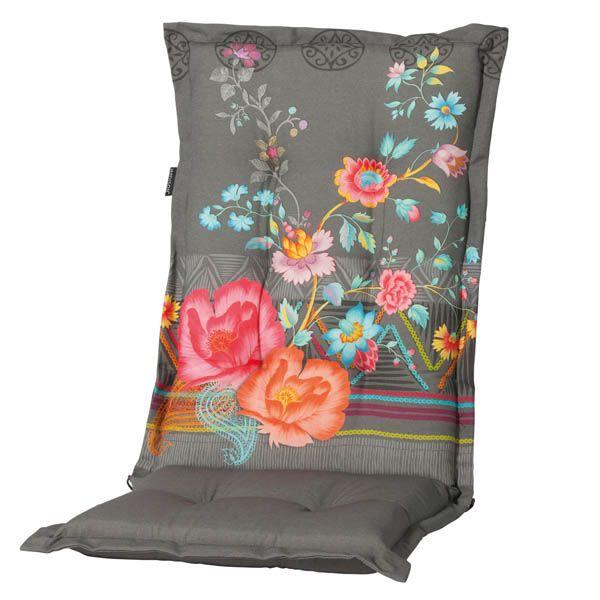 4 gartenpolster auflagen f hochlehner sessel gartenstuhl madison kissen polster ebay. Black Bedroom Furniture Sets. Home Design Ideas
