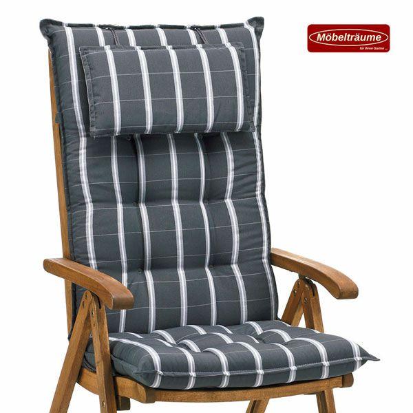 liegenauflagen auflagen polster kissen f r liegen gartenliegen sonnenliege liege ebay. Black Bedroom Furniture Sets. Home Design Ideas