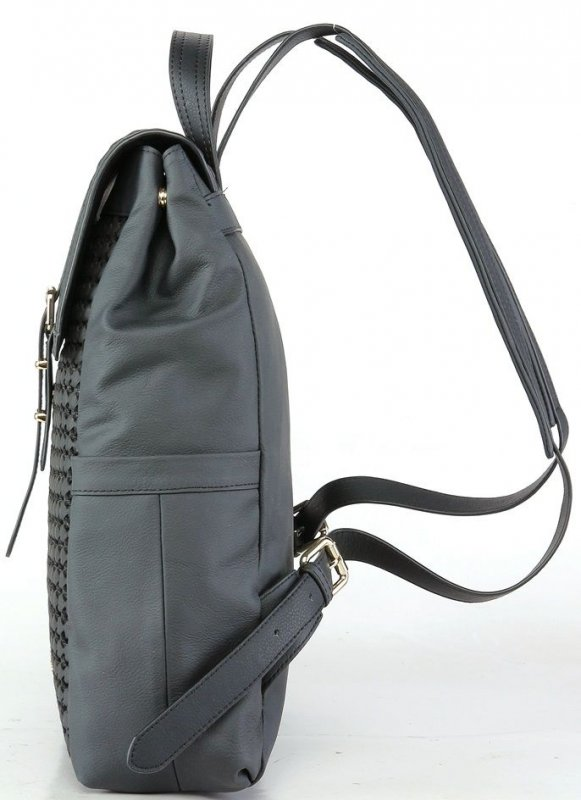 0ba1380b0622d Herren Bagpack Backpack Herrentasche Rucksack Lederrucksack Nieten ...
