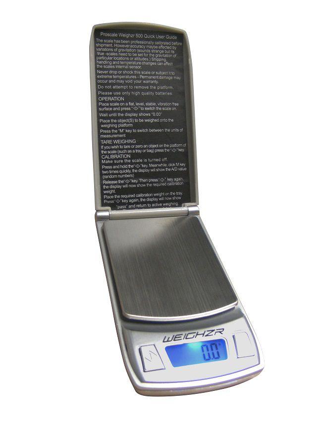 0,1g Feinwaage Goldwaage Münzwaage scale Proscale 555 Johnny Digitalwaage 555g