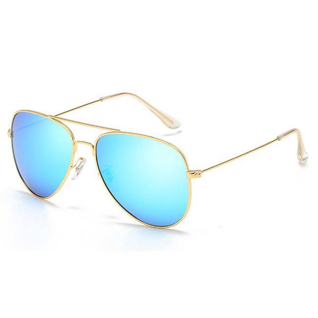 sonnenbrille pilotenbrille flieger brille polarisiert. Black Bedroom Furniture Sets. Home Design Ideas