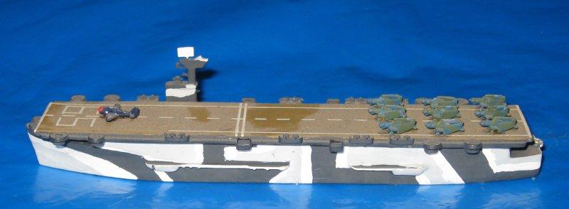 Flugzeuge für 1:1250 Masstab  Flugzeugträger//Schiffe GK90Nr.16