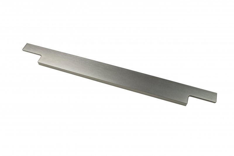 Detalles de Häfele Aluminio Tirador de Mueble Acero Inox Schubladen-Griff  Cocina