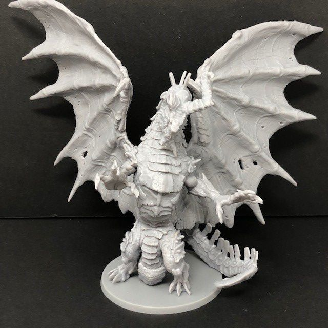 Zombicide Black Plague Kickstarter Exclusive Ballista Feral Dragon