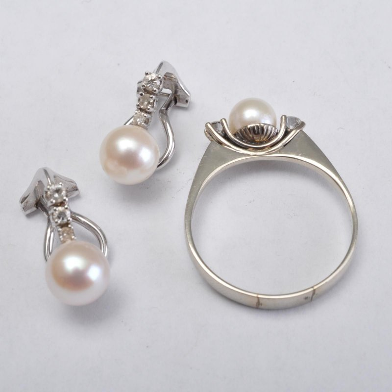 1 x Spring Ring Clasps with Cord Ends 2-72