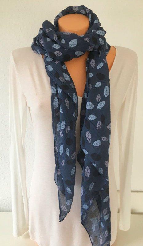Damenschal Schal Tuch Stola Halstuch als Seide Schal in Farben Gr 160//63cm