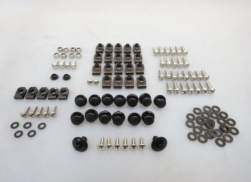 Verkleidungs Schrauben Schraubensatz screw bolts Yamaha YZF R1 RN19 2007-2008