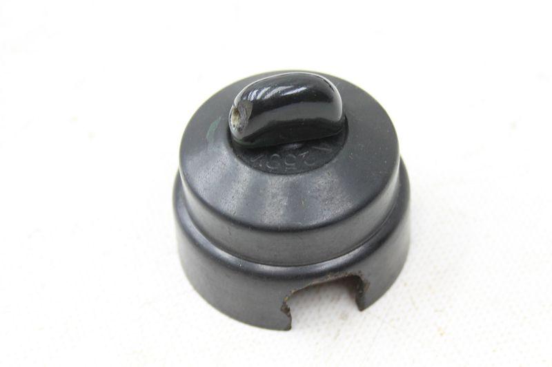 1 Stück Drehschalter Bakelit Aufputz Lichtschalter Schalter Wechselschalter