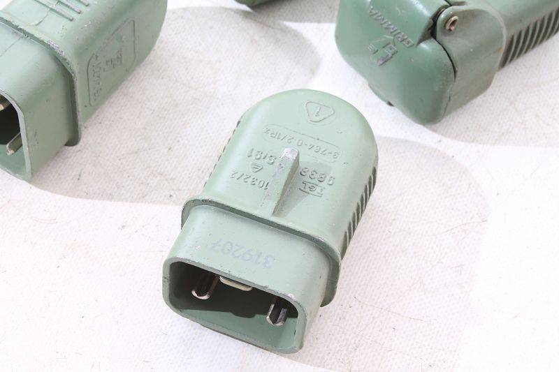 "1 of 48 /""GRIMMA 25/"" Schuko Steckdose Bakelit Bauhaus Old Socket Vintage UP"