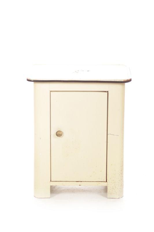 Detalles de Bonito Antiguo Armario Cocina Madera de Mueble bajo para Gas