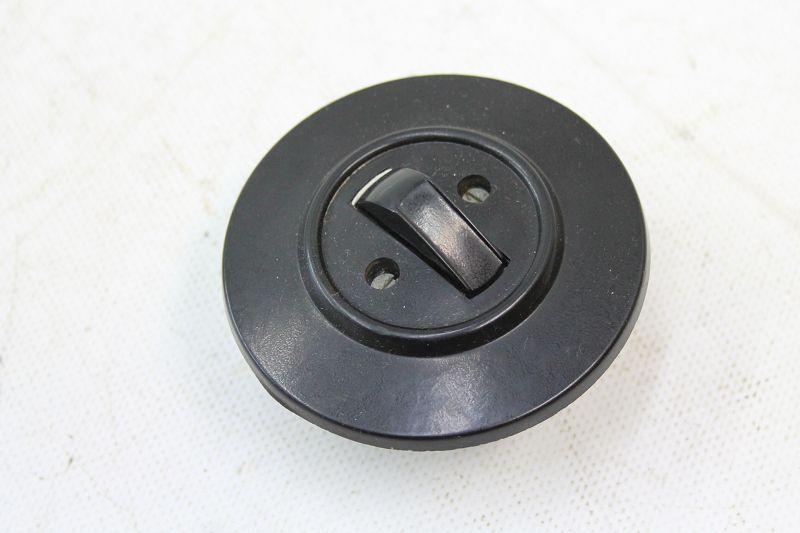 alter Bakelit Schalter Unterputz Kippschalter rund art deco loft Lichtschalter