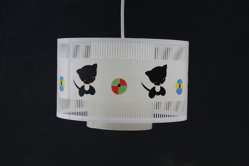 Plafoniere Cameretta Bambino : Vecchio lampada a sospensione plafoniera vintage cameretta dei
