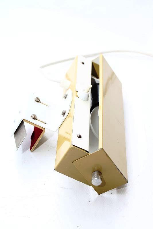 Alte wandlampe schrank leuchte schlafzimmer bett lampe for Bett 60er jahre